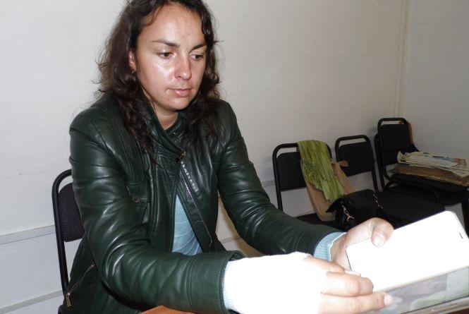 Розповідь скривдженої жінки: «Нікому вибити ті зуби, що мене покусали»