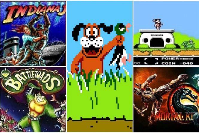 Тест. Чи пам'ятаєте ви комп'ютерні ігри 90-х?