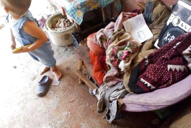 Кризисні родини Вінниччини: показали, в яких умовах живуть діти