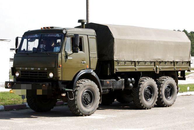 На Вінниччині майор продав «Камаз», який військові отримали для АТО