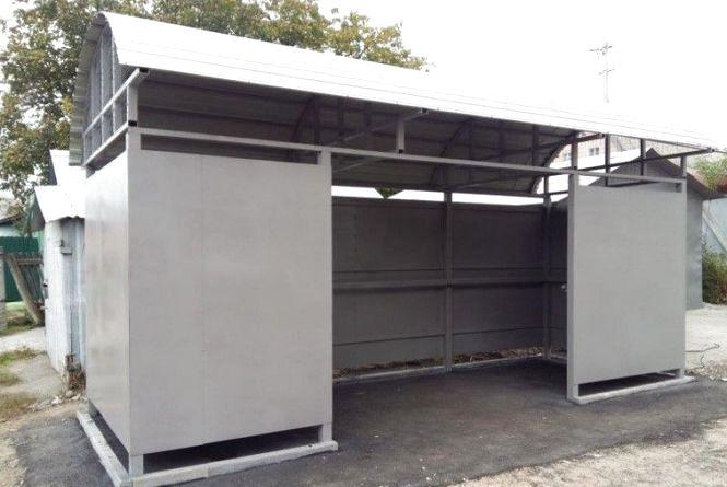 У місті встановили 9 контейнерних майданчиків. Ще один у планах