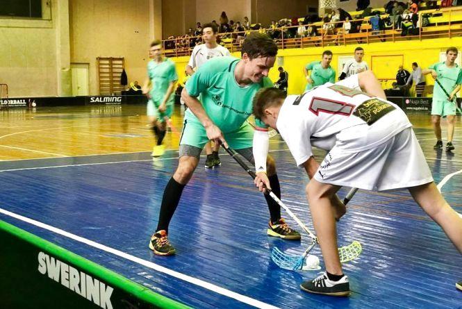 Вінницький «Маяк» вийшов у лідери Всеукраїнської флорбольної ліги