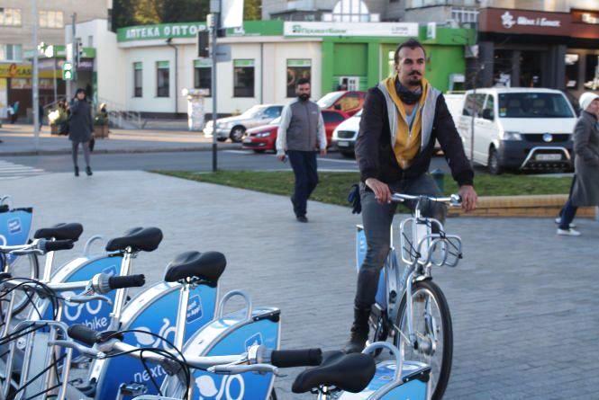 «Приємних катань»: велопрокат Nextbike Vinnytsia знову працює