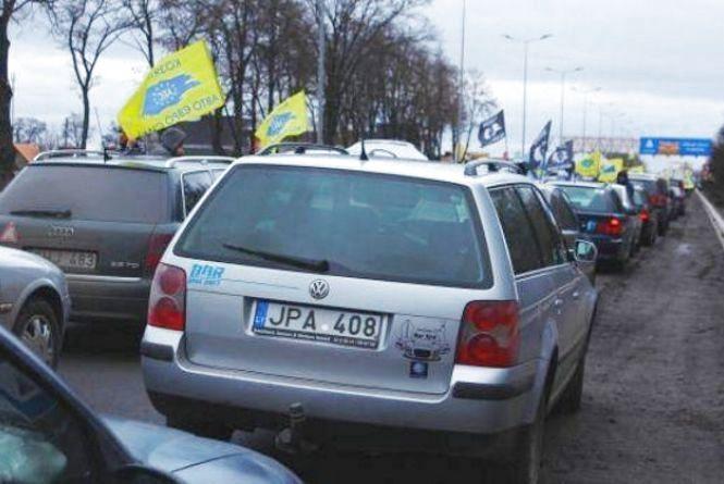 «Драконівські» штрафи: нардепи придумали, як карати водіїв авто на «єврономерах»