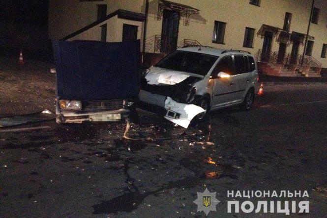 За добу в ДТП на Вінниччині постраждало п'ятеро людей
