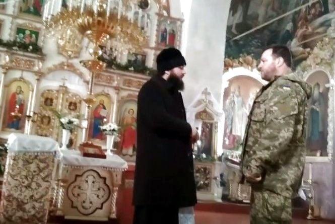 Скандал у православному храмі МП: священик вигнав доньку бійця АТО з хрестин