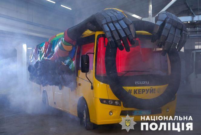 На вінницьких дорогах з'явиться «некерований автобус-привид». Чи слід боятися?