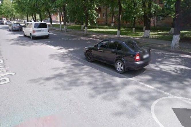 На чотири дні перекриють рух по ділянці на вулиці Максима Шимка