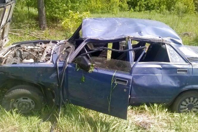 53 жертви п'яних ДТП: водій «ВАЗу» вилетів у кювет. Є постраждалі