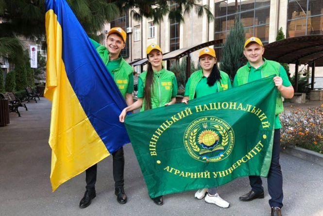 «Бронза - наша!» - студенти-аграрії везуть додому ще одну нагороду з Вірменії