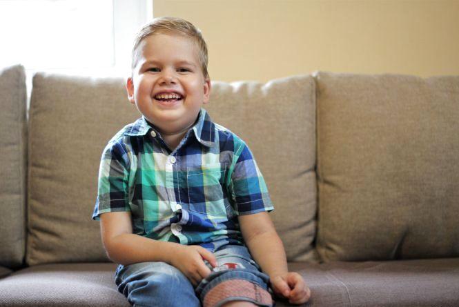 Маленькому Івасику встановили точний діагноз. Підтвердилися найгірші очікування