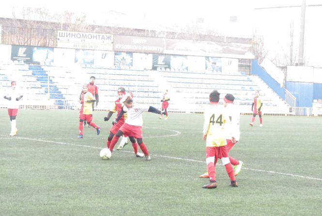У Вінниці стартував міжнародний футбольний турнір «Золота Нива» U-12