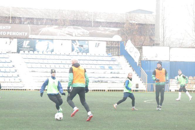 «Нива» зіграла із командою першої ліги, яка претендує на підвищення у класі