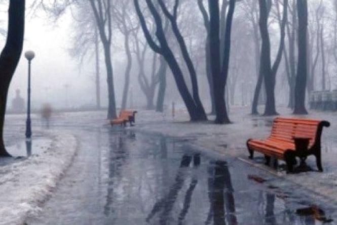 Ще один прогноз на зиму: вона буде теплою, але мокрою