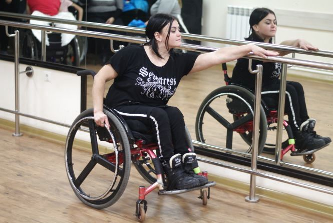 Танці на візках вразили щирістю. Вінничанка про перемогу на змаганнях в Грузії