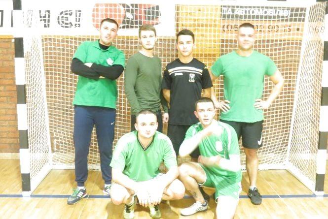«Гренадери» виграли турнір серед вболівальників «Ниви»