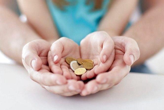 Он и Она: Большие деньги — большая любовь, маленькие деньги — маленькая?