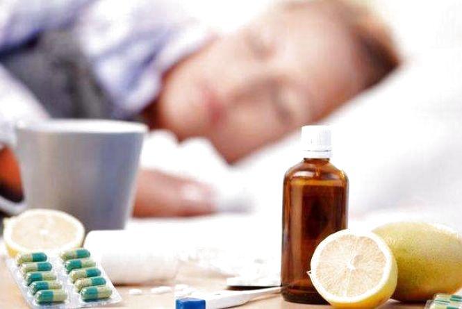 У області грипу ще немає, але захворюваність на ГРВІ та ГРЗ зростає