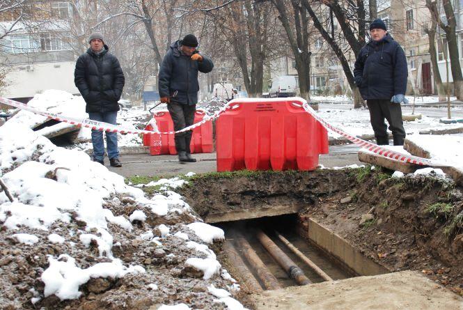 На ремонт тепломереж Вишеньки і Слов'янки потрібно 200 мільйонів гривень