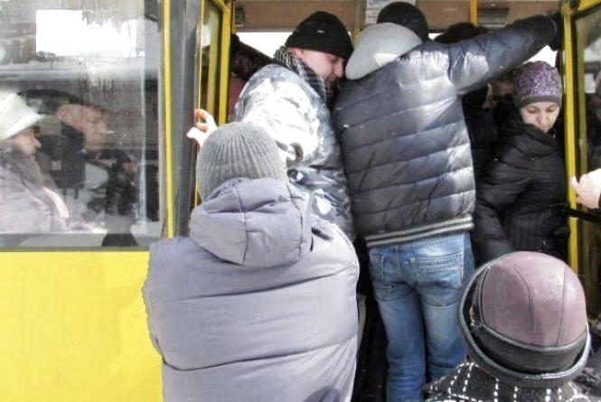 Петиції: вінничанин пропонує заборонити маршрутки у місті