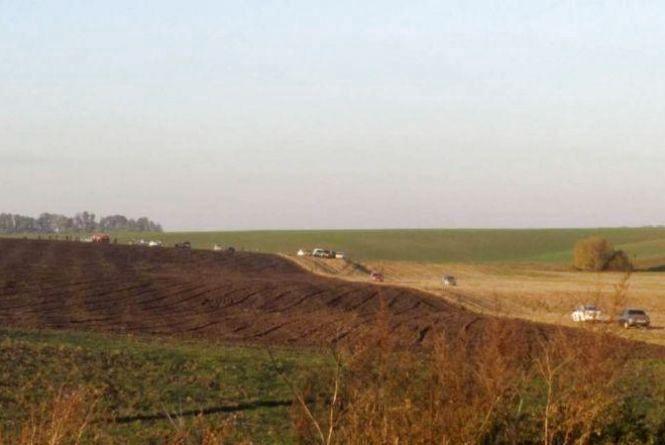 Катастрофа Су-27 під Улановом: не виключають помилку пілота