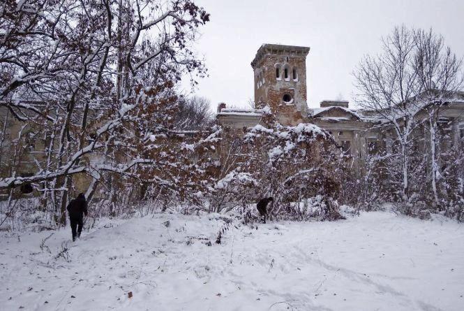 На Вінниччині за підтримки обласного бюджету відновлюють старовинний парк (Прес-служба Вінницької обласної Ради)