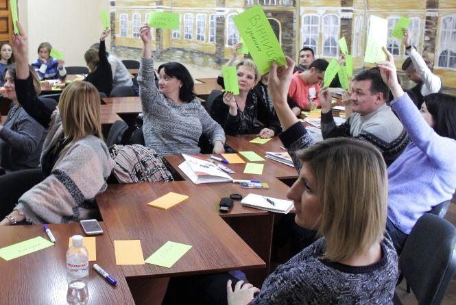 Закинуті заводи на бізнес-центри, а «Росія» — концерт-хол. Вінничани представили, якою Вінниця буде в 2030 році