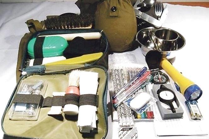 Тривожна валіза: що потрібно мати при собі під час воєнного стану?