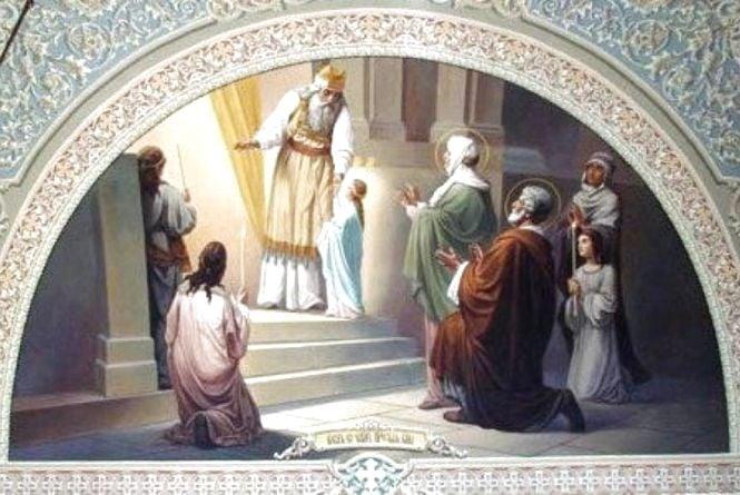 Сьогодні, Введення в храм Пресвятої Богородиці: традиції та прикмети