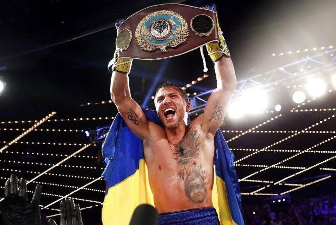 Василь Ломаченко битиметься за два чемпіонські пояси (Прес-служба телеканалу «Інтер»)