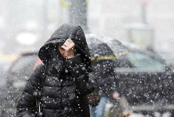 «В Україні типова груднева какабека»: синоптик про погоду на вихідні