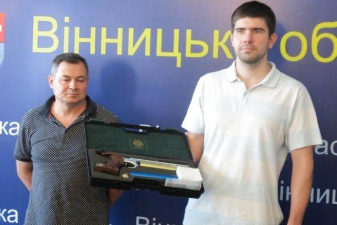 Олексій Денисюк – чемпіон Європи! Золото з Бєлграда  вінничанин додав до бронзи з Паралімпіади у Бразилії