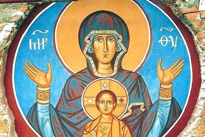 Сьогодні відзначають свято Знамення та вшановують ікону Богородиці