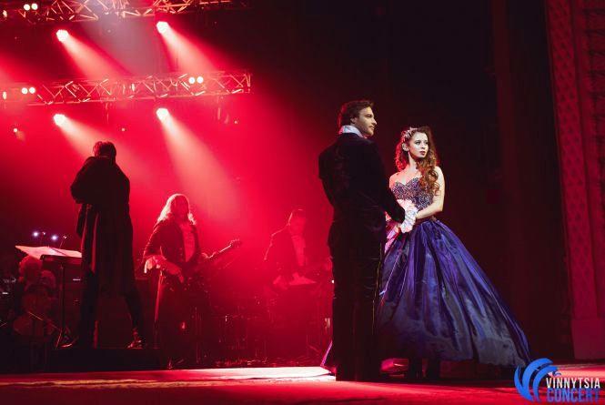 Рок-опера MOZART: враження вінничан і готовність француза Поля Манондіза підкорювати «Євробачення-2019»