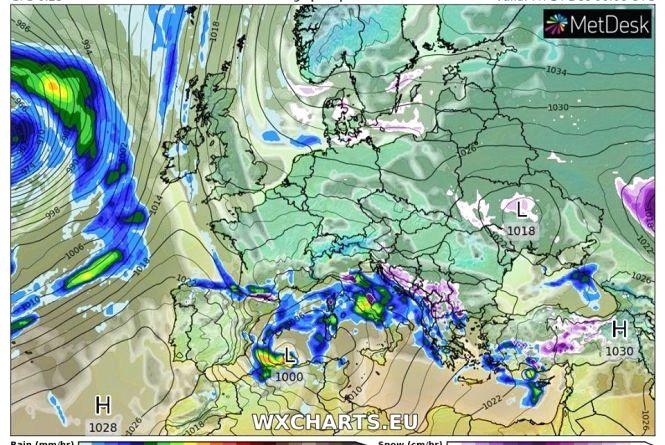 «Циклон вперто триматиметься»: синоптик розказала про погоду у п'ятницю