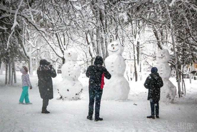 Прогноз погоди в Вінниці сьогодні, 16 грудня 2018 року