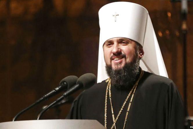 Головою помісної православної церкви в Україні обрали митрополита Епіфанія. Що про нього відомо?