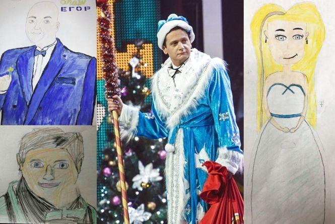 Актори «Дизель Шоу» - у малюнках дітей. До середи вінницькі малюки встигають доєднатися до конкурсу!