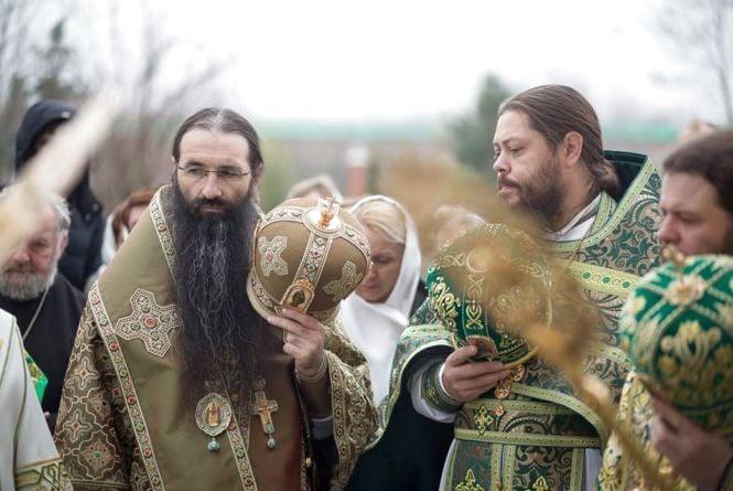 Новий очільник Вінницької єпархії УПЦ МП Варсонофій прибув до Вінниці