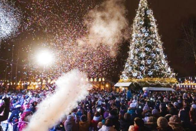 Новорічний бюджет: майже два мільйони гривень витратить місто на святкування (ІНФОГРАФІКА)