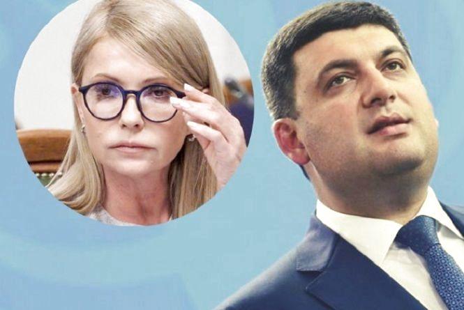 Третина вінничан задоволені роботою Гройсмана. Але президентом бачать Тимошенко