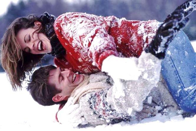 Он и Она: Используй зимние праздники - устрой личную жизнь