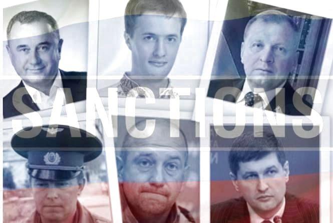 У новий список санкцій РФ потрапили ще 245 українців. Серед них є вінницькі