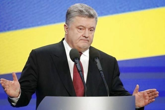Президент Петро Порошенко оголосив про припинення воєнного стану