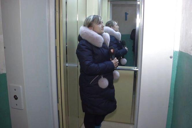 Цього року оновили 50 ліфтів у багатоповерхівках. «Аварійних немає» — кажуть в мерії