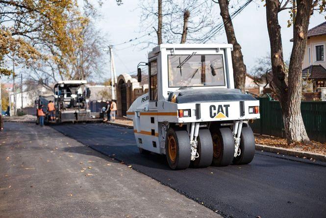 У 2018 відремонтували 14 вулиць: Замостянська, Арабея, Гніванське шосе