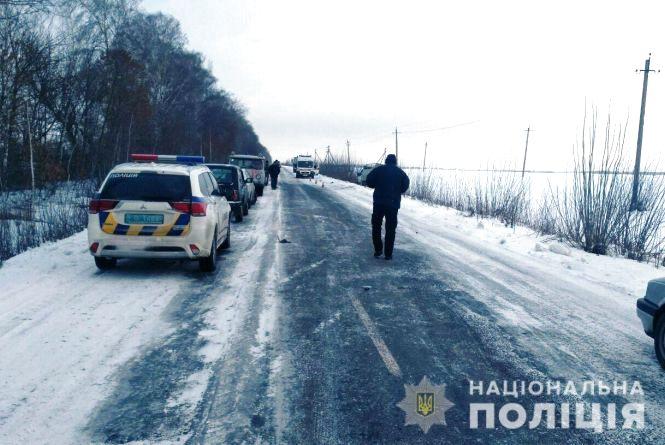 Смертельна ДТП у Хмільницькому районі: загинув 11-річний хлопчик