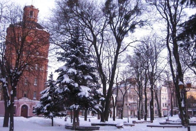 Прогноз погоди в Вінниці на сьогодні, 9 січня 2019 року