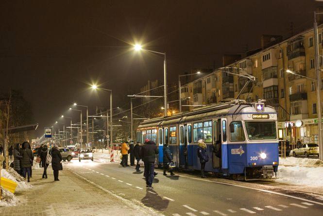 На Різдво проїзд у громадському транспорті буде безкоштовний