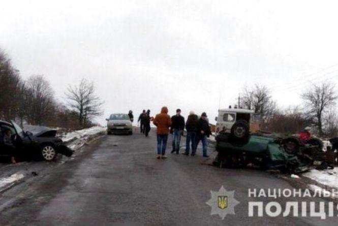 Троє загиблих та семеро травмованих: водія, що п'яний в'їхав в авто з родиною, взяли під варту